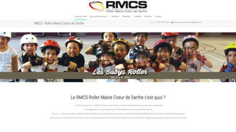 Le site internet du RMCS