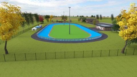 Simulation Pôle sportif RMCS